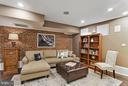 Beautiful Recreation room/Bedroom Walk Out - 1447 FLORIDA AVE NW, WASHINGTON