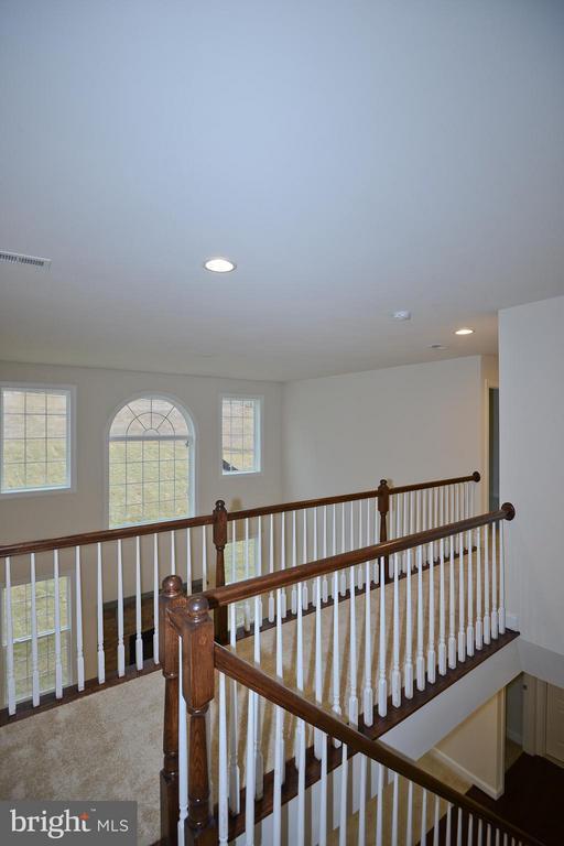 Upper Hallway - 3558 CLINTON ROSS CT #4, TRIANGLE