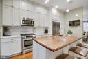 Gourmet Kitchen - 1447 FLORIDA AVE NW, WASHINGTON