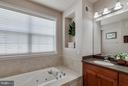Bath (Master) - 43594 HAMPSHIRE CROSSING SQ #0, LEESBURG