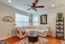 Living Room - 43594 HAMPSHIRE CROSSING SQ #0, LEESBURG