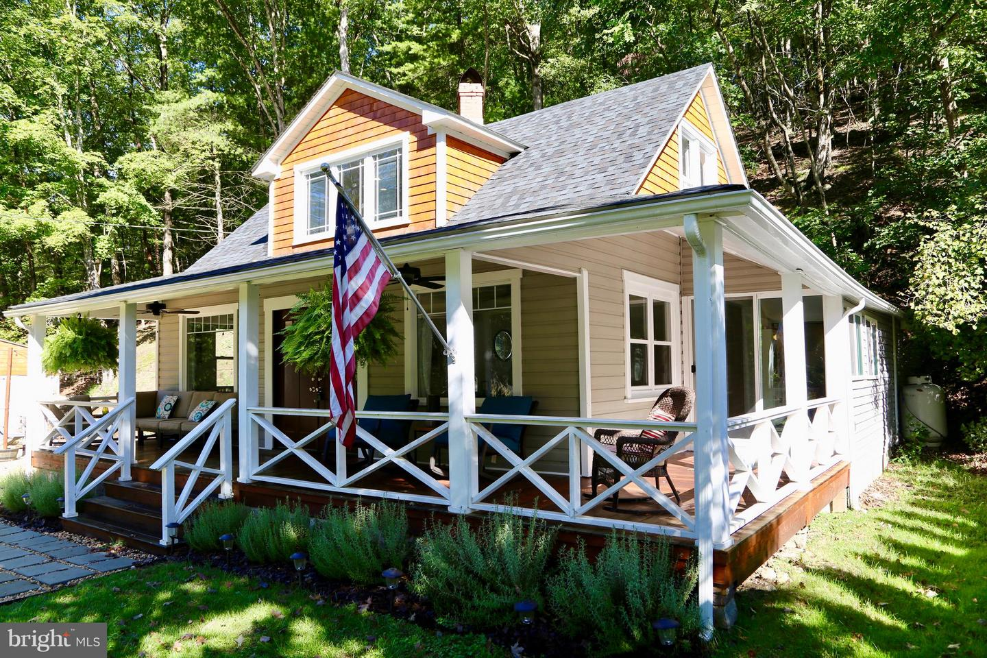 Single Family for Sale at 3579 Capon Springs Rd Capon Springs, West Virginia 26823 United States