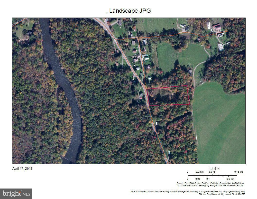 Land for Sale at Friendsville Rd Friendsville, Maryland 21531 United States