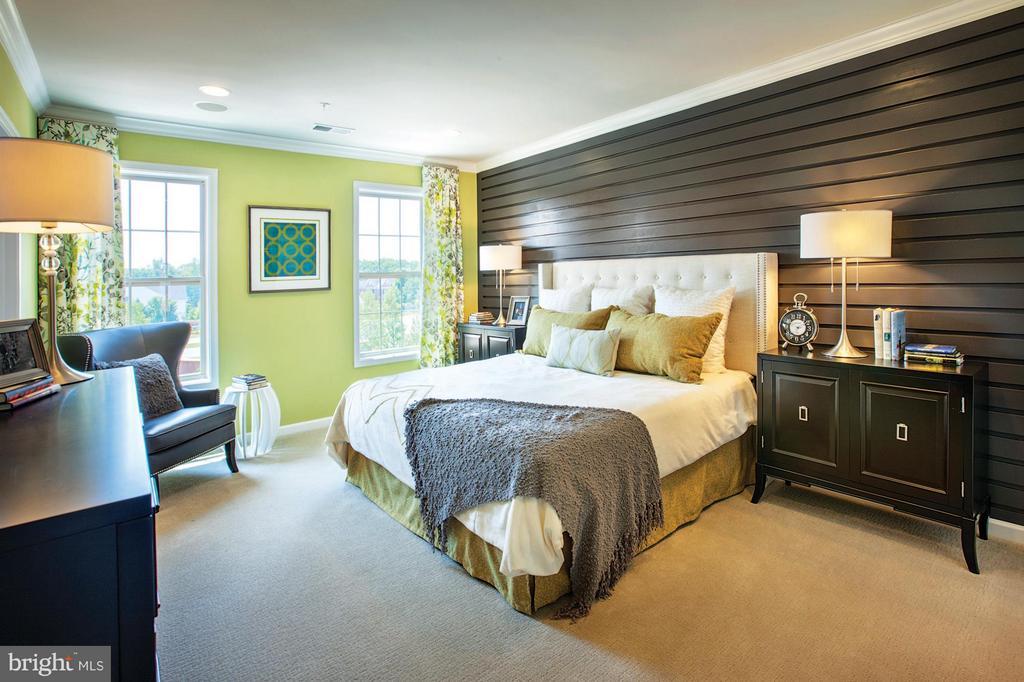 Bethesda Bedroom (Master) - 22639 NORWALK SQ, ASHBURN