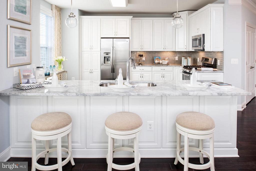 Oakfield Kitchen - 21025 ROCKY KNOLL SQ #201, ASHBURN