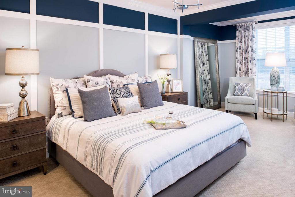 Oakfield Bedroom (Master) - 21025 ROCKY KNOLL SQ #201, ASHBURN