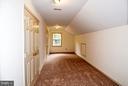 Master Closet - 18514 CABIN RD, TRIANGLE