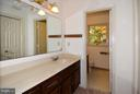 Bathroom - 18514 CABIN RD, TRIANGLE