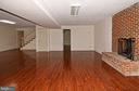 Rec Room - 18514 CABIN RD, TRIANGLE