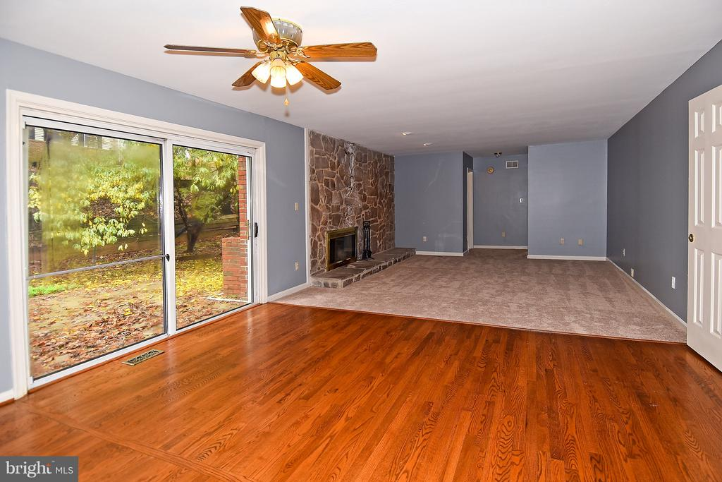 Family Room - 18514 CABIN RD, TRIANGLE