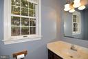 Second Powder Room - 18514 CABIN RD, TRIANGLE