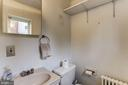 Half Bath - 3837 ALBEMARLE ST NW, WASHINGTON