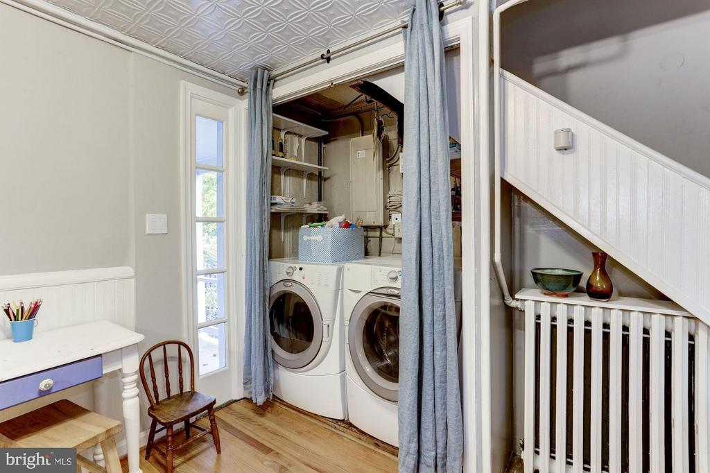 Laundry - 3837 ALBEMARLE ST NW, WASHINGTON