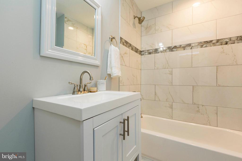 Full Bathroom for Bedroom #1 - 4479 C ST SE, WASHINGTON