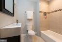 Full Bathroom for Bedroom #3 - 4479 C ST SE, WASHINGTON