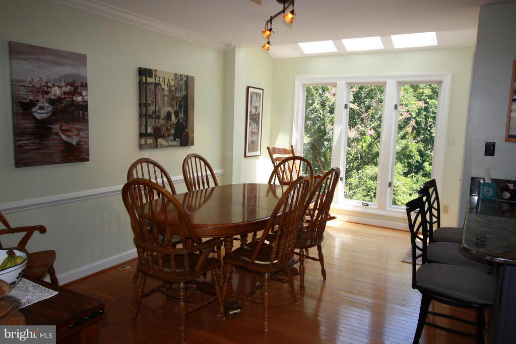 Dining Room - 14524 BATTERY RIDGE LN, CENTREVILLE