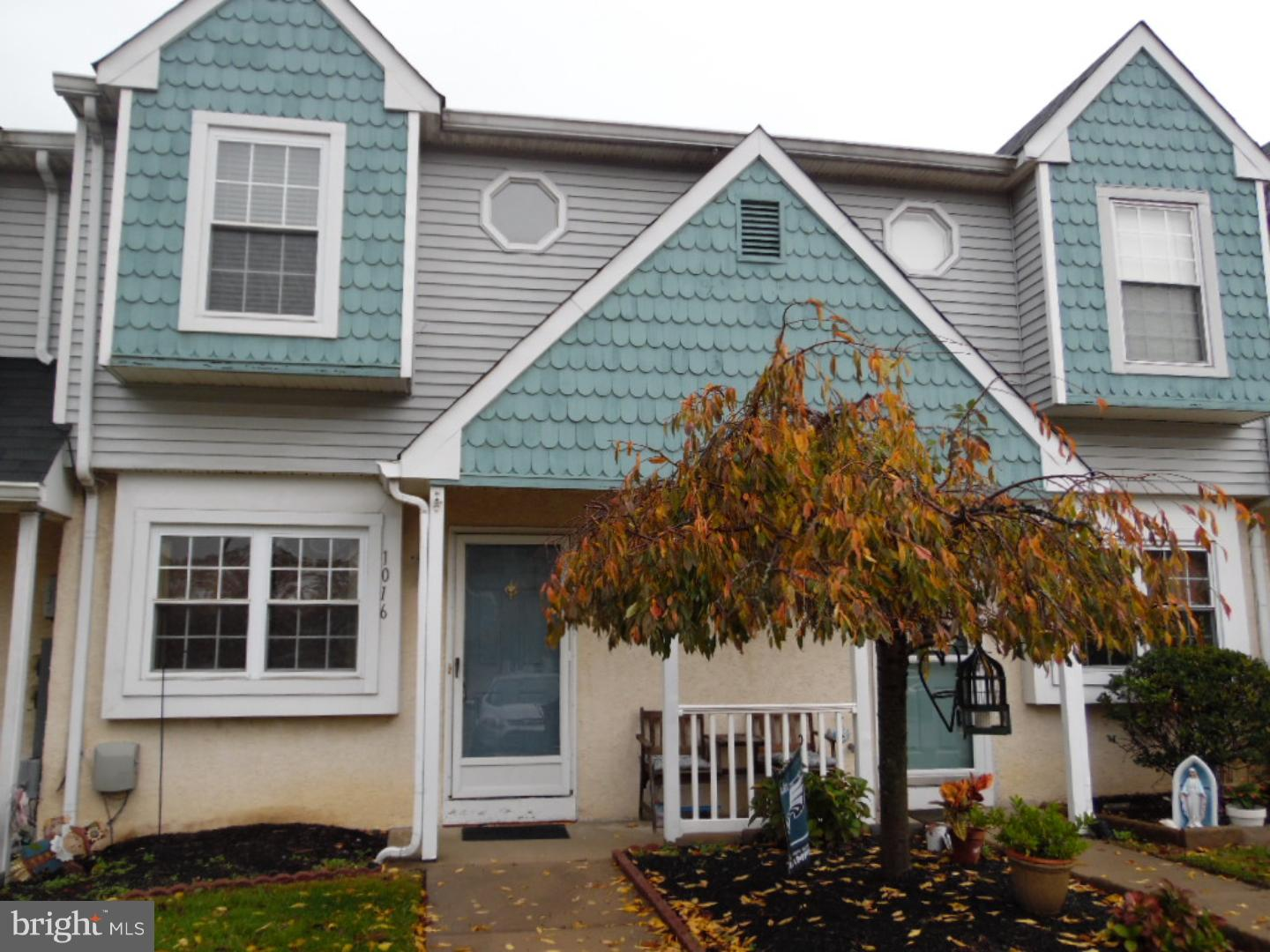 Photo of home for sale at 1016 Hillsboro Court, Sewell NJ