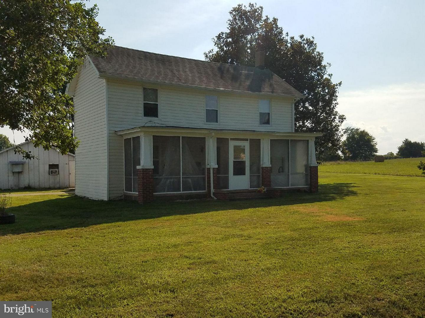 Farm for Sale at 14116 Berry Hill Rd Elkwood, Virginia 22718 United States