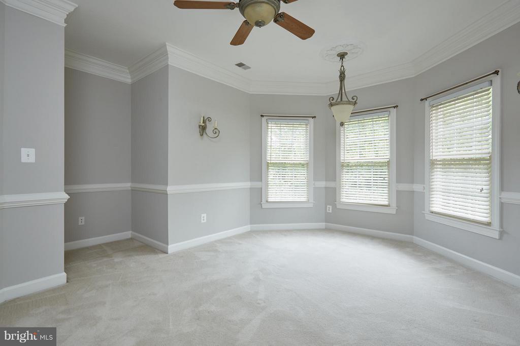 Bedroom Two with En Suite Full Bath - 3860 FARRCROFT DR, FAIRFAX