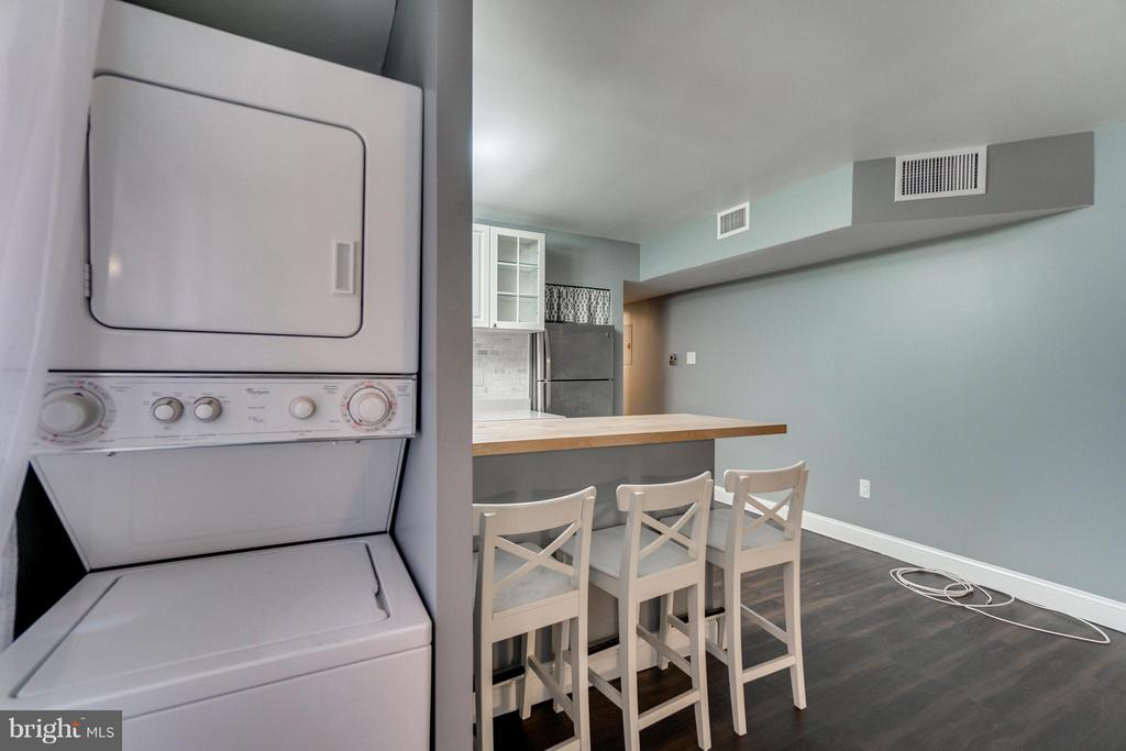 Washer/Dryer in Unit! - 5431 CONNECTICUT AVE NW #1, WASHINGTON
