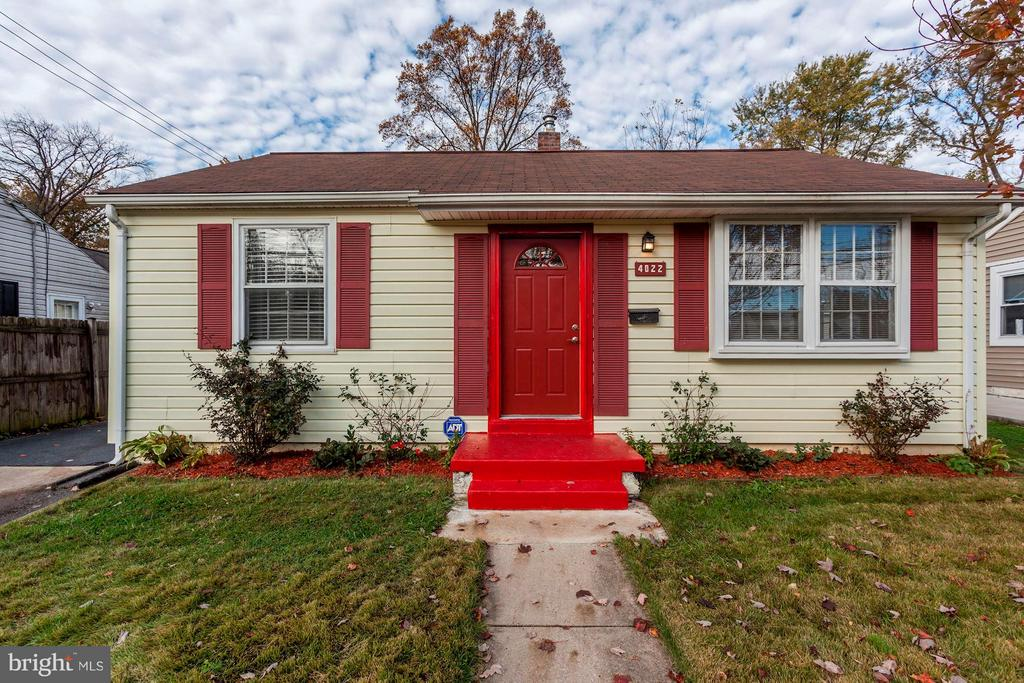 4022  CHESTNUT STREET 22030 - One of Fairfax Homes for Sale