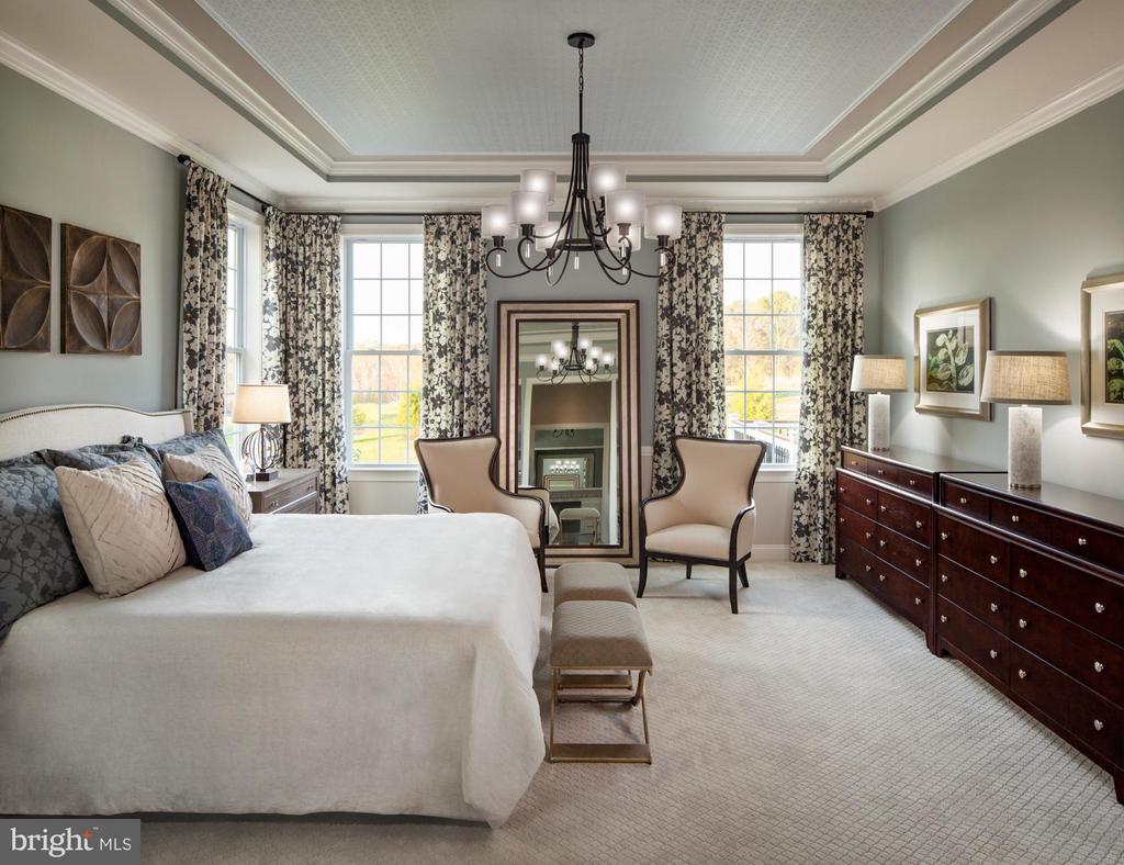 Bowan Master Bedroom - 6150 CHANCELLORSVILLE DR, GAINESVILLE