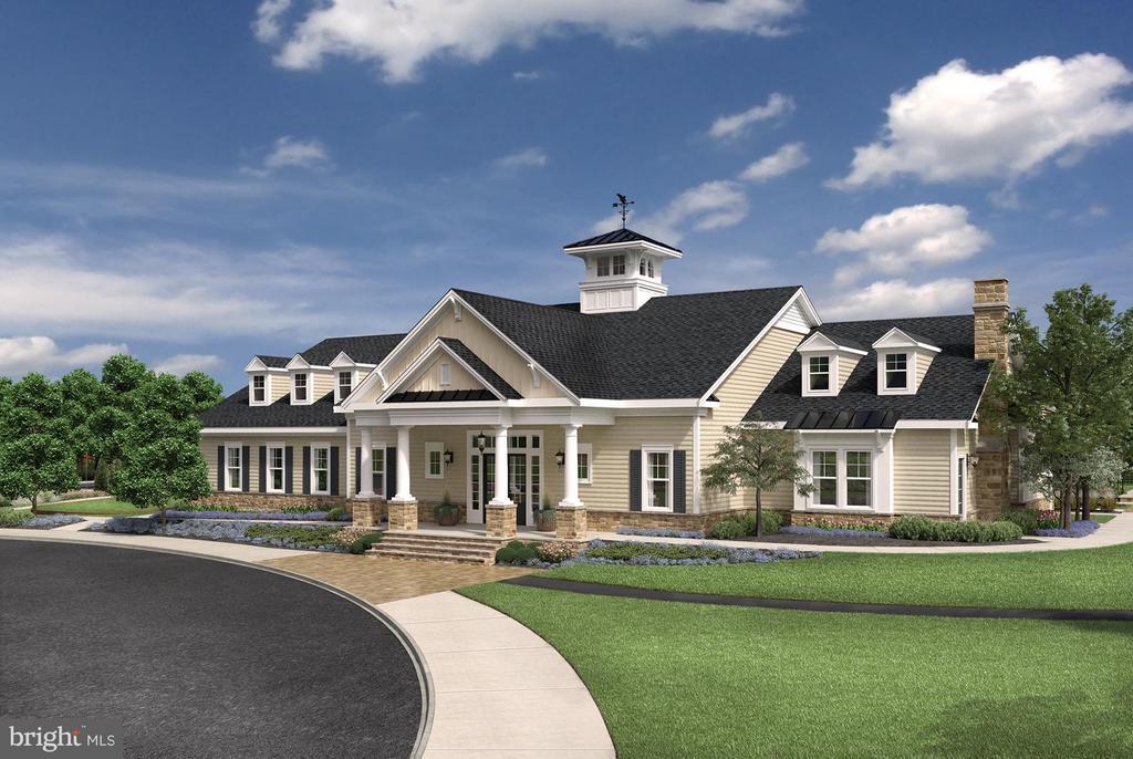 Community Clubhouse Exterior Front - 6150 CHANCELLORSVILLE DR, GAINESVILLE