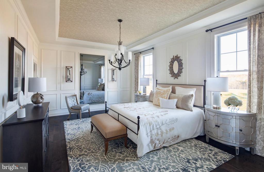 Fairchild Master Bedroom - 6166 CHANCELLORSVILLE DR, GAINESVILLE