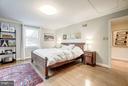 Master Bedroom - Main Level - 8302 RIDING RIDGE PL, MCLEAN