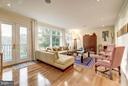 Living Room - 8302 RIDING RIDGE PL, MCLEAN