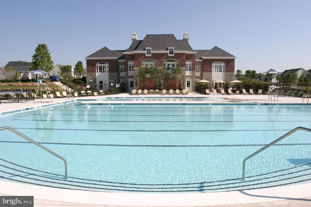 Brambleton Community Center - 42484 MILDRED LANDING SQ, ASHBURN