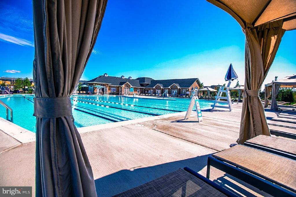 Brambleton Resort Style Pool - 42478 MILDRED LANDING SQ, ASHBURN