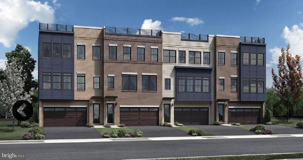 Union Square Greensboro Exterior (Front) - MILDRED LANDING SQ, ASHBURN