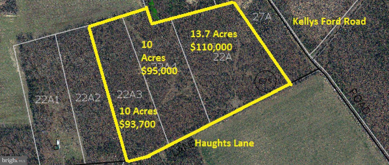 Land for Sale at Haughts Ln Elkwood, Virginia 22718 United States