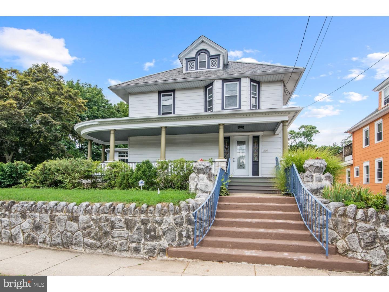 Nhà ở một gia đình vì Bán tại 316 N BROADWAY Pitman, New Jersey 08071 Hoa Kỳ