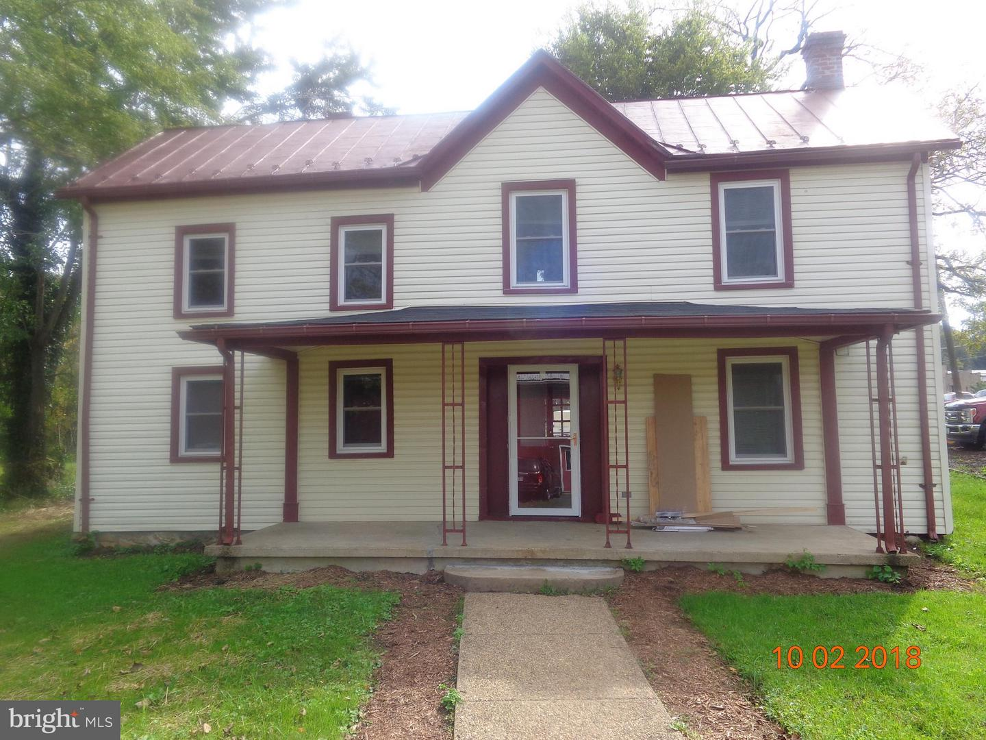 Other Residential for Rent at 4225 Bragg St #b The Plains, Virginia 20198 United States