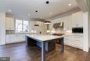 Kitchen - 3006 UNIVERSITY TER NW, WASHINGTON