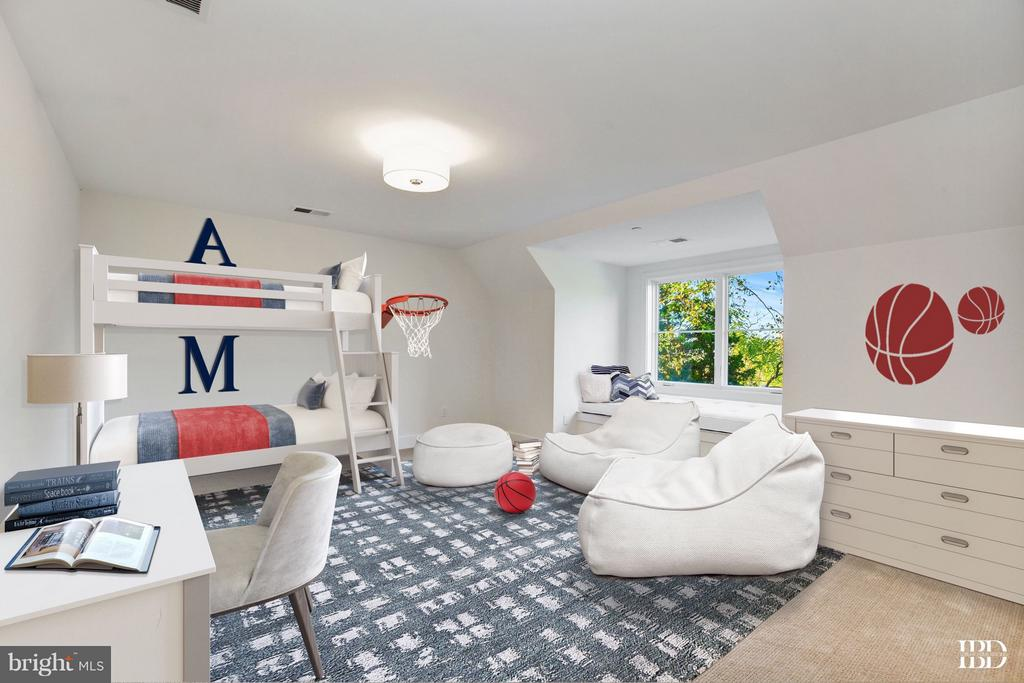 Fifth Bedroom - 3006 UNIVERSITY TER NW, WASHINGTON