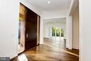 Foyer - 3006 UNIVERSITY TER NW, WASHINGTON