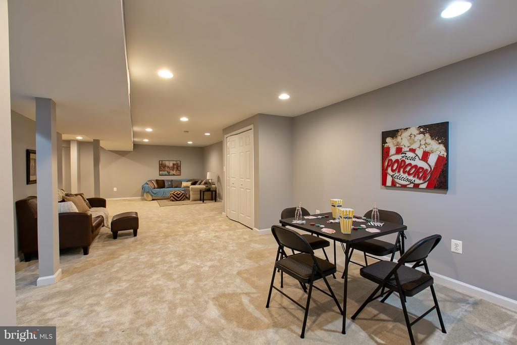 Fully Finished Basement/Au-Paire Suite - 16808 OAK HILL RD, SILVER SPRING