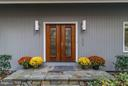Beautiful double front doors - 11903 TRIPLE CROWN RD, RESTON