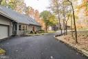 Driveway space for extra parking or backing up - 11903 TRIPLE CROWN RD, RESTON