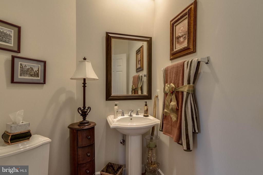 Half-Bath - 3428 LOGSTONE DR, TRIANGLE