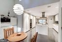 Gourmet Kitchen with plenty of space - 11903 TRIPLE CROWN RD, RESTON
