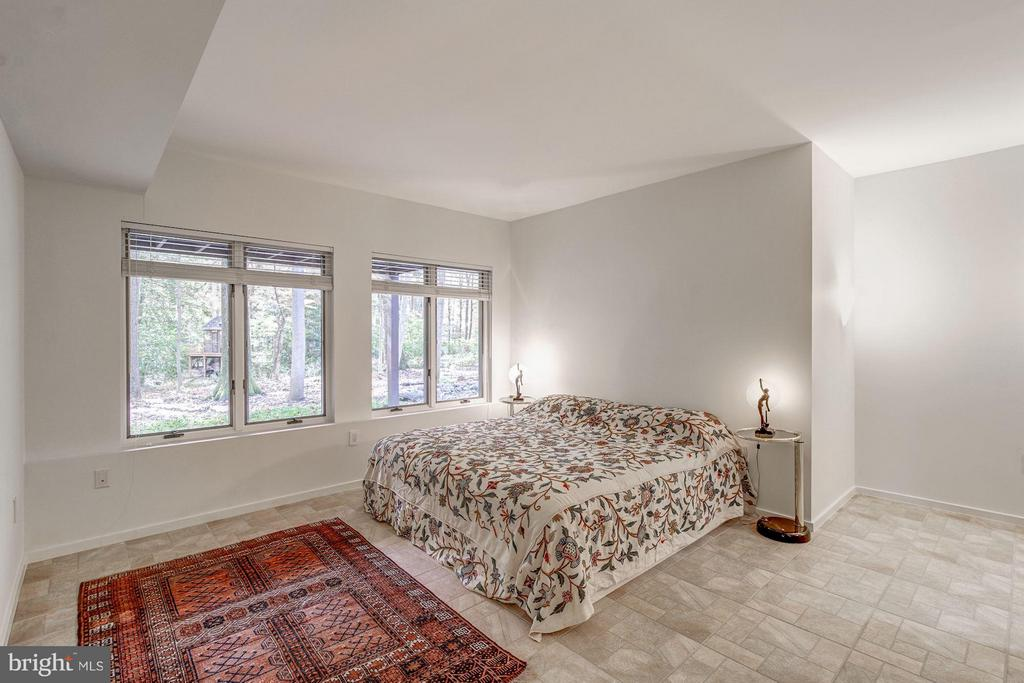 Bedroom #6 on Lower Level - Guest or in-law suite - 11903 TRIPLE CROWN RD, RESTON