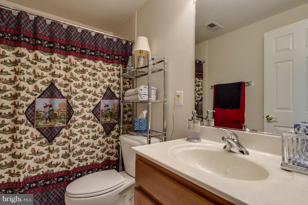 Basement Bathroom - 3428 LOGSTONE DR, TRIANGLE