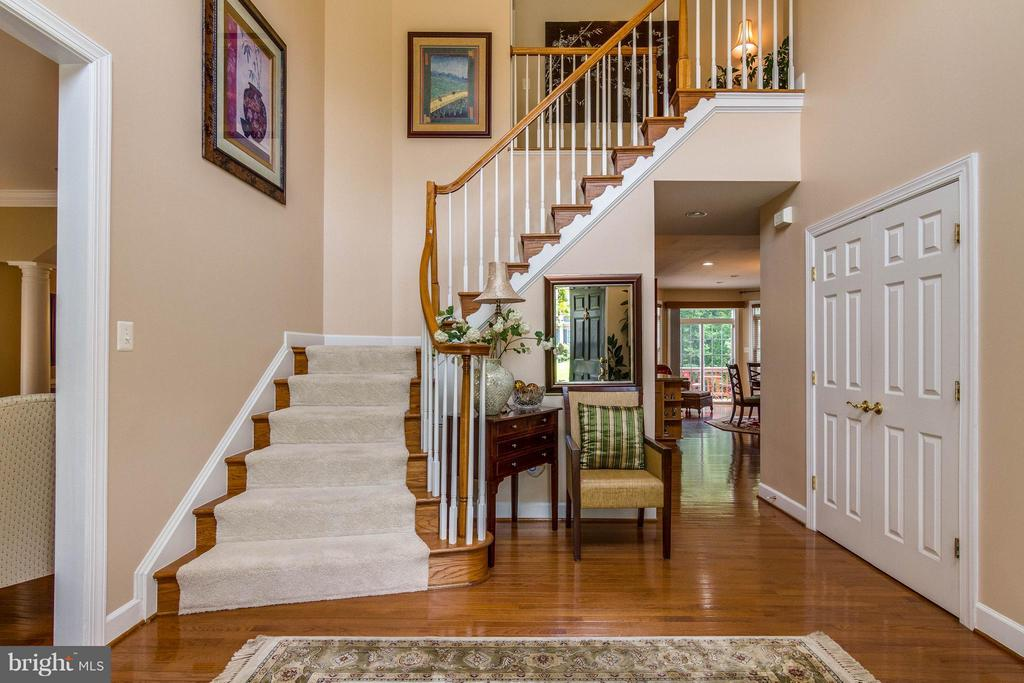 Foyer - 3428 LOGSTONE DR, TRIANGLE