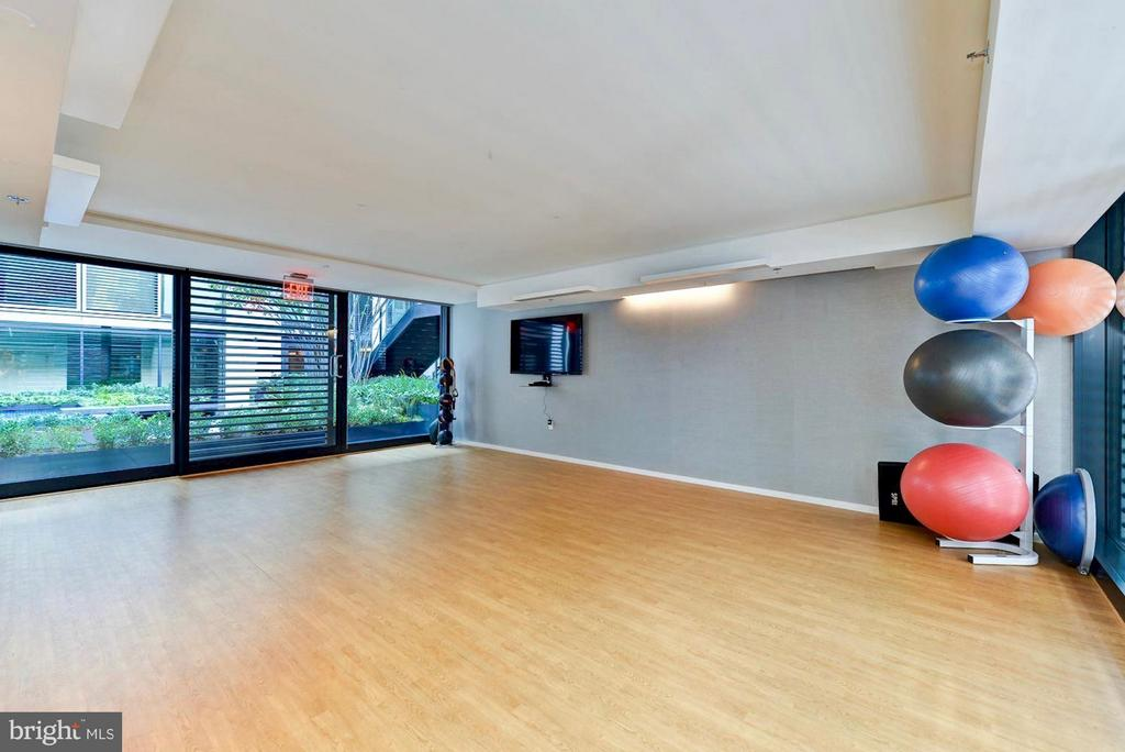 Exercise Room - 925 H ST NW #708, WASHINGTON