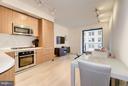 Kitchen - 925 H ST NW #708, WASHINGTON