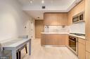 KitchenThe kitchen - 925 H ST NW #708, WASHINGTON